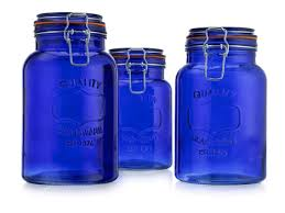 blue kitchen canisters the cobalt blue store cobalt blue kitchen for all cobalt blue