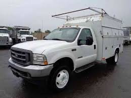 ford f550 utility truck for sale ford f550 utility service truck powerstroke 7 3l diesel 2002