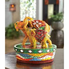 welcome to thegiftstores net online inspirational gifts home joyful elephant fountain
