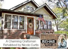 Craftsman Homes For Sale A Craftsman Bungalow From