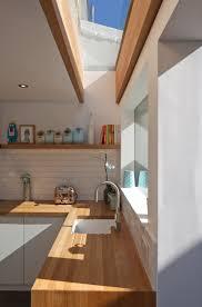 kitchen sink light denizen works creates light filled kitchen for london extension