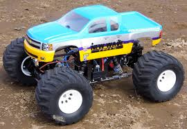 the first grave digger monster truck monster trucks hit the dirt rc truck stop
