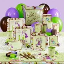 baby shower kits hip parenthood baby shower supplies themeaparty