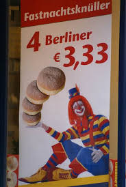 do germans celebrate mardi gras jawohl by today