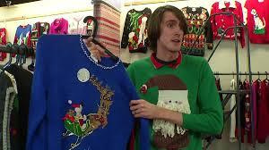 ugly costs more at dallas christmas sweater shop nbc 5 dallas