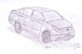ferrari 458 sketch tata manza sketch zimbly cars