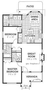 Small Houseplans Small House Plans Under 800 Sq Ft 800 Sq Ft Floor Plans