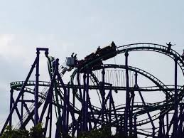 Six Flags Address How Much Is Being Stuck 7 Stories High Atop A Roller Coaster For 5