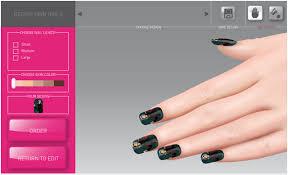 custom nail designer software online nail art designing tool is