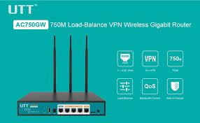 amazon black friday dual band wireless router amazon com utt ac750gw business dual band wireless ac gigabit vpn