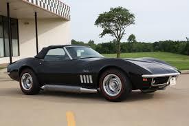 1969 corvette convertible 1969 chevrolet corvette stingray l46 convertible with 350 v8 350
