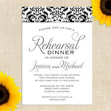 rehearsal dinner invitations templates dancemomsinfo com