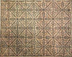 Modern Rugs San Francisco 8x10 Modern Mamluk In An Explosion Of Colors At Nomad Rugs Of San