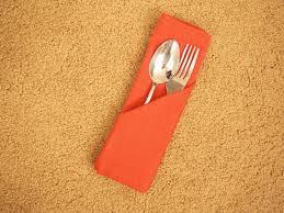 4 ways to fold a napkin wikihow