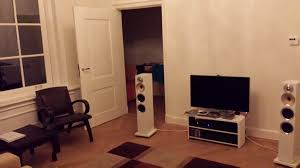b u0026w cm8 placement and room acoustics stereophile com