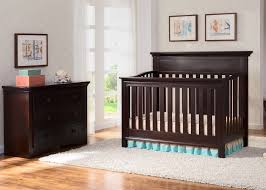 Dark Brown Changing Table by Fernwood 4 In 1 Crib Delta Children U0027s Products