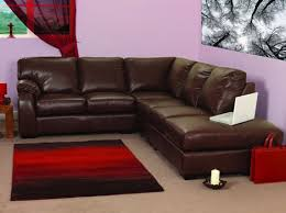 Leather Sofa Bed Corner Modern Corner Sofa Bed Design