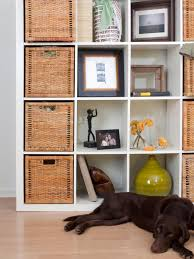 Home Improvement Ideas For Small Apartments Maximize Small Space Storage Hgtv