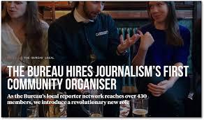 bureau onem the bureau of investigative journalism is taking community