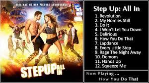 5 up photo album album step up all in ost 2014