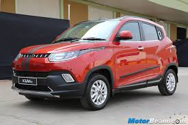 renault kuv mahindra electric suv launch by 2020 codenamed s107 motorbeam