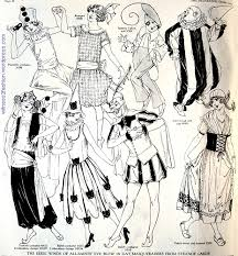 Butterick Halloween Costume Patterns Halloween Costumes 1924 Witness2fashion