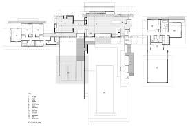 architects floor plans floor plan wairau valley house in rapaura new zealand by