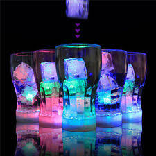 Submersible Led Light Centerpieces by 36 Submersible Led Lights Waterproof Ice Cubes Wedding Party