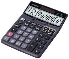 amazon com casio dj 120d business calculator electronics