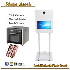 photo booth equipment most popular design photo booth equipment with lcd touch screen