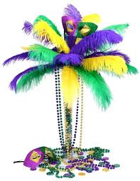 mardi gras decorations to make mardi gra decorations multicolored decorations for party stock photo