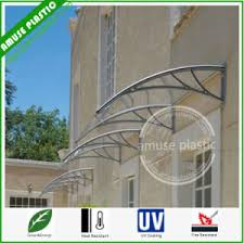 china elegant easy assembling shade diy solid polycarbonate
