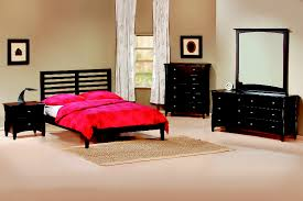 bedroom furniture sets full size bed black painted platform bed with sleigh wooden drawer mixed twin