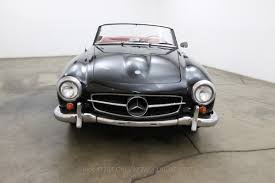 1962 mercedes benz 190sl with 2 tops beverly hills car club