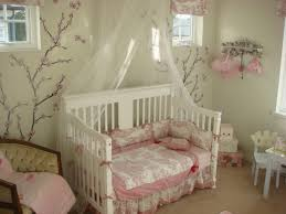 bedroom attractive ideas for baby nursery with wall mural