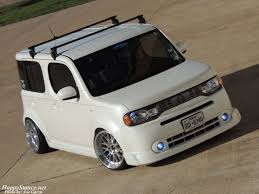 Changing The Game Anthony U0027s Nissan Cube