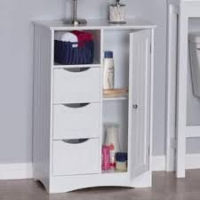 floor cabinet with doors and shelves grey bathroom cabinets storage for less overstock com