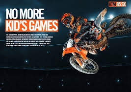 junior motocross racing 2017 ktm 85 sx first look 2017 ktm 50 sx 65 sx and 85 sx