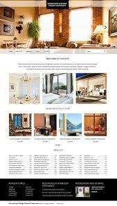 55 interior design furniture website templates free u0026 premium