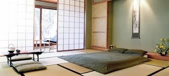 chambre japonais décoration maison de style japonais en savoir tout culture