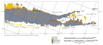 Map Of Long Island New York by Usgs Open File Report 99 559 Stratigraphic Framework Maps Of The