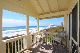 Seaside Cottages Florida by 3 Br Gulf Front Cottage Seaside Florida Southern Exposure
