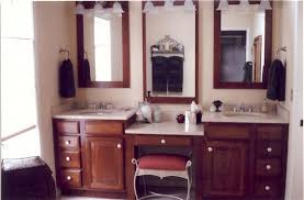 Bathroom Vanity With Seating Area by Makeup Vanity Tables Bathroom Makeup Vanity Makeup Sink Vanity