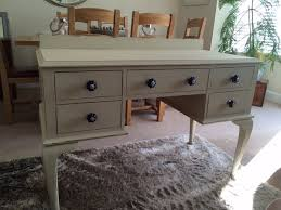 Dressing Table Shabby Chic by Shabby Chic Dressing Table Desk In Autentico Vintage White