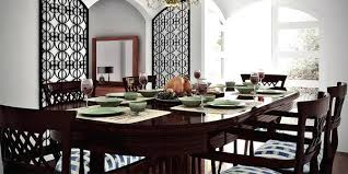 dining room table settings ideas formal dining room table setting