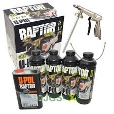 Bed Liner Spray Gun Upol Raptor Ultra Tough Truck Bed Liner Coating Car Underseal