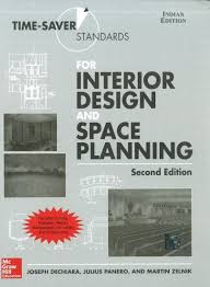 buy time saver standards for interior design and space planning