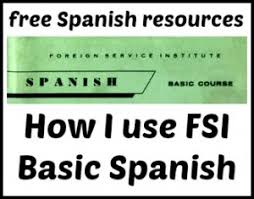 free spanish resources to be fluent