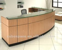 d oration bureau design sle front desk counter area modern reception furniture