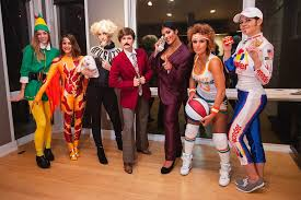 Jackie Moon Costume Enter Will Ferrell In 2014 Buddy From Elf Chazz Michael Michaels